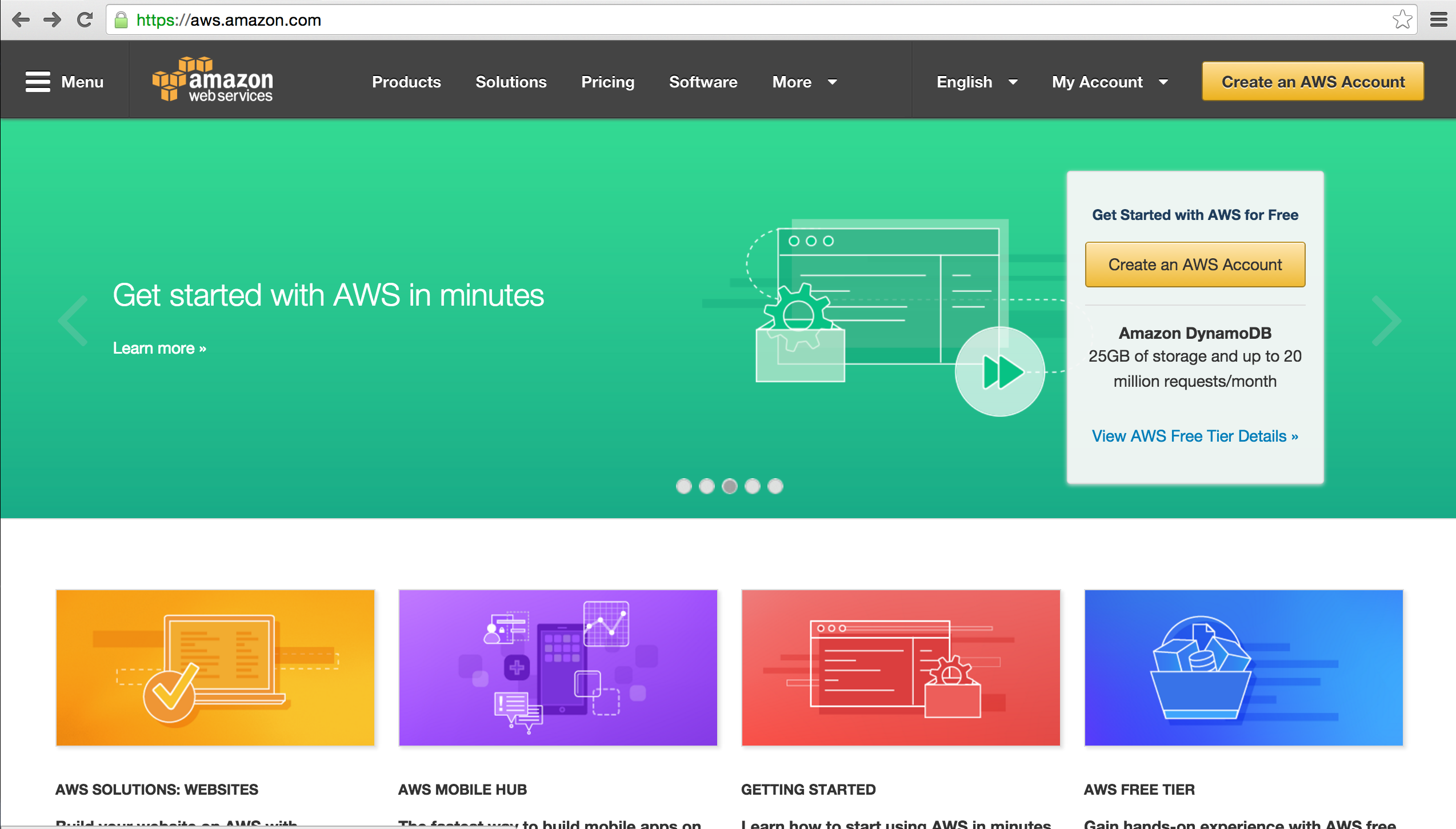 So You Want to (or Need to) Create an AWS Account — DIB